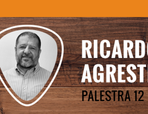 PALESTRA 12 – RICARDO AGRESTE